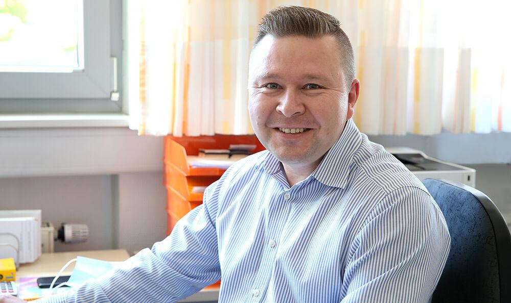 Leo Koch | Ihr Ansprechpartner bei STOCKMAYER