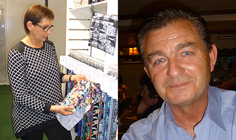 Messeeindrücke – Le Cuir | 16. – 18. September 2014 | STOCKMAYER - innovative textiles and more