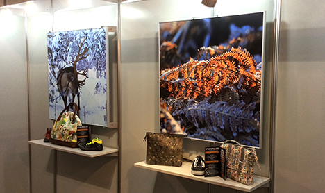 MesseImpressions – Lineapelle | 10. – 12. September 2014 | STOCKMAYER - innovative textiles and more