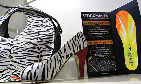 Messeeindrücke – Première Vision Leather   10. – 12. Februar 2015   STOCKMAYER - innovative textiles and more