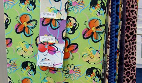 Messeeindrücke – Techtextil | 4. – 7. Mai 2015 | STOCKMAYER - innovative textiles and more