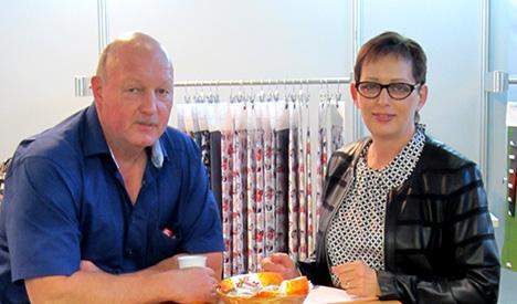 Messeeindrücke – Techtextil   4. – 7. Mai 2015   STOCKMAYER - innovative textiles and more