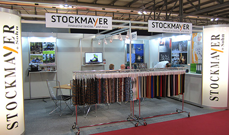 Messeeindrücke – Lineapelle | 9. – 11. September 2015 | STOCKMAYER - innovative textiles and more