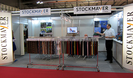 MesseImpressions – Lineapelle | 9. – 11. September 2015 | STOCKMAYER - innovative textiles and more