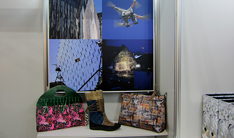 Messeeindrücke – Lineapelle   9. – 11. September 2015   STOCKMAYER - innovative textiles and more