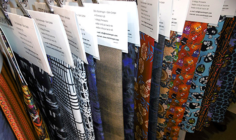 MesseImpressions – Première Vision Leather | 15. – 17. September 2015 | STOCKMAYER - innovative textiles and more