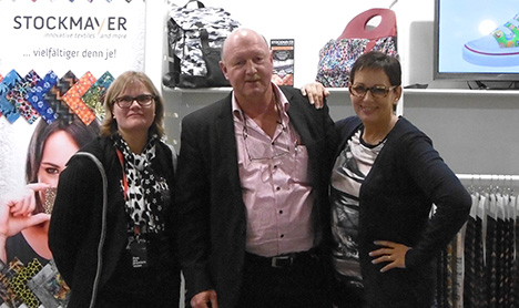 Messeeindrücke – Première Vision Leather   15. – 17. September 2015   STOCKMAYER - innovative textiles and more