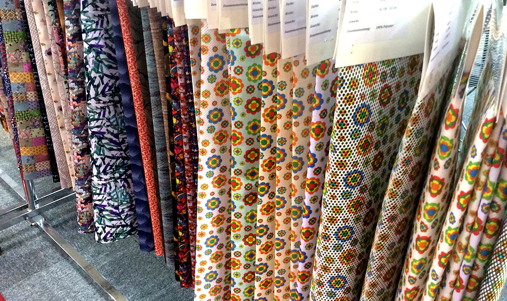 Messeeindrücke – Lineapelle | 23. – 25. Februar 2016 | STOCKMAYER - innovative textiles and more