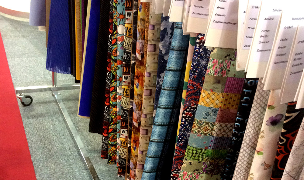 MesseImpressions – Lineapelle | 23. – 25. February 2016 | STOCKMAYER - innovative textiles and more