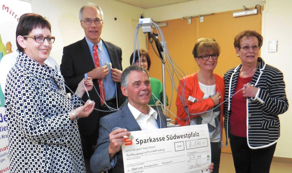 News | Stockmayer unterstützt Städtisches Krankenhaus | STOCKMAYER - innovative textiles and more