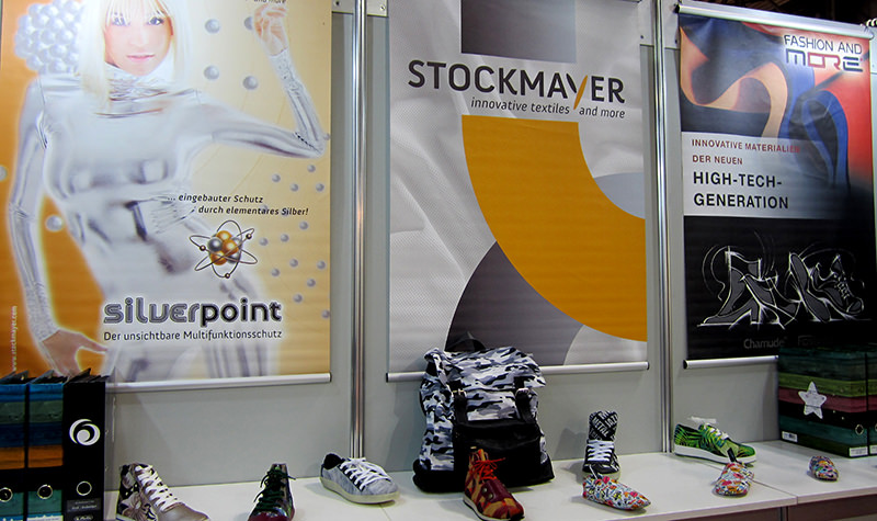Messeeindrücke – Lineapelle | 20. – 22. September 2016 | STOCKMAYER - innovative textiles and more