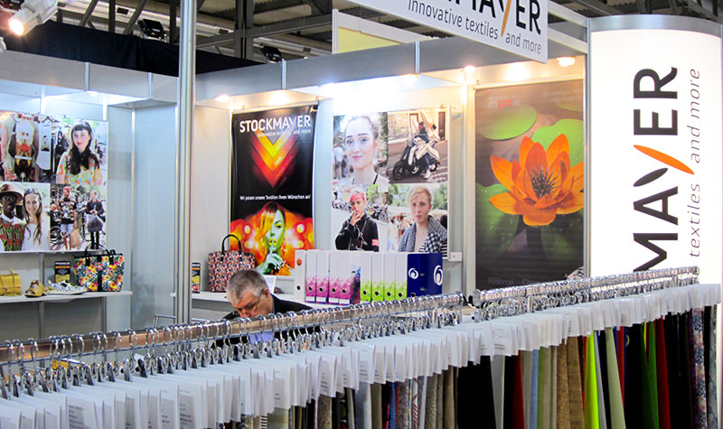 Messeeindrücke – Lineapelle |  20. – 22. Februar 2018 | STOCKMAYER - innovative textiles and more