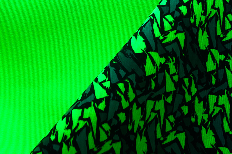 News | Neon print – fascinating luminous colours | STOCKMAYER - innovative textiles and more