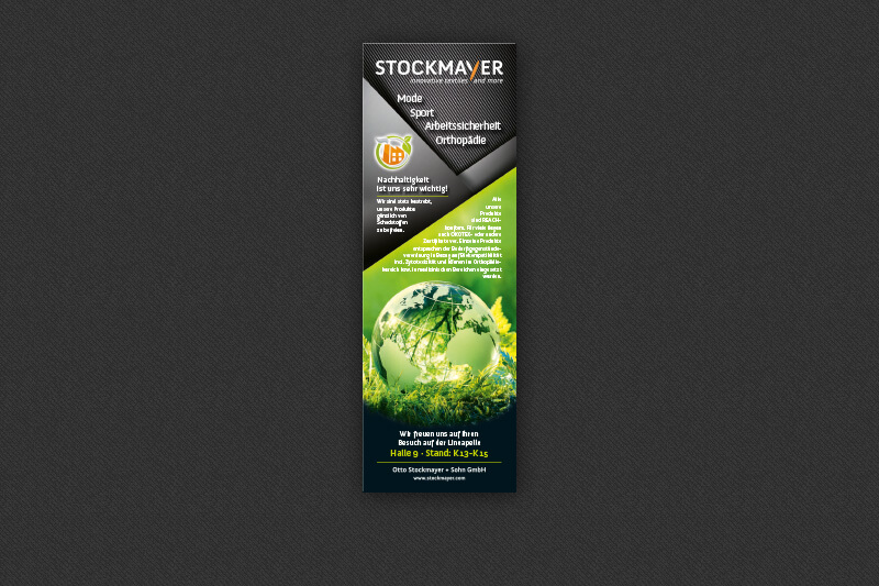 News | Die nächste Generation | STOCKMAYER - innovative textiles and more