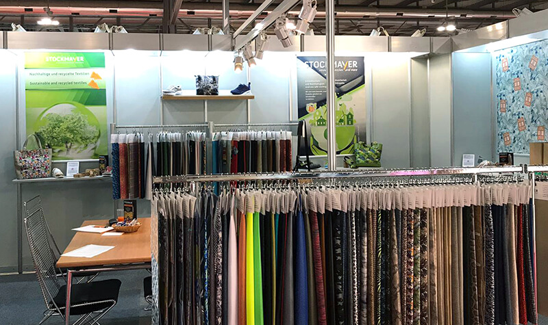 MesseImpressions – Lineapelle |  19. – 21. February 2020 | STOCKMAYER - innovative textiles and more