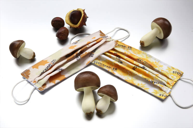 News | Textiles and elastic bands for the production of customized mouth and nose protection | STOCKMAYER - innovative textiles and more