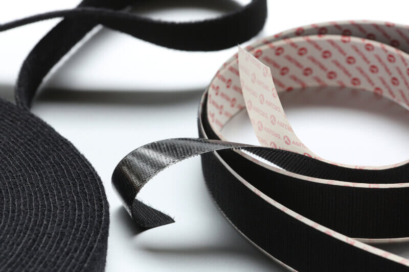 News | Textile fastener – versatile and practical | STOCKMAYER - innovative textiles and more