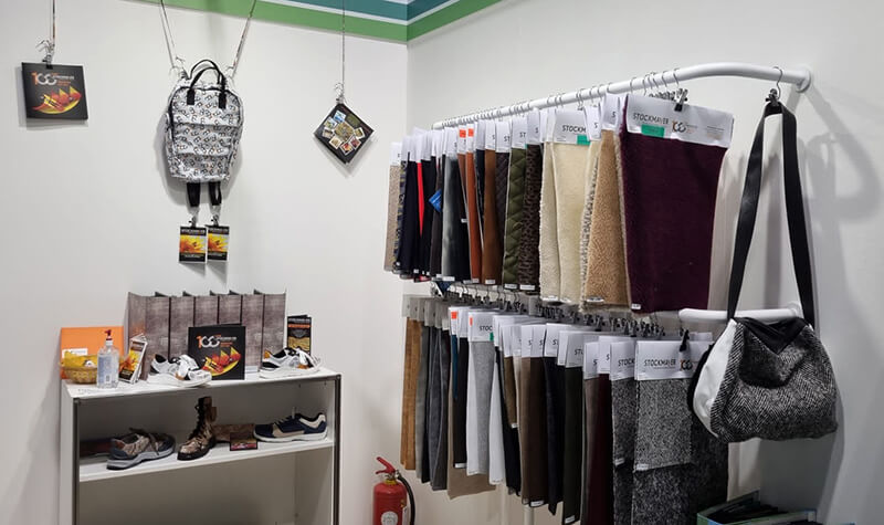 Messeeindrücke – Lineapelle |  22. – 24. September 2021 | STOCKMAYER - innovative textiles and more