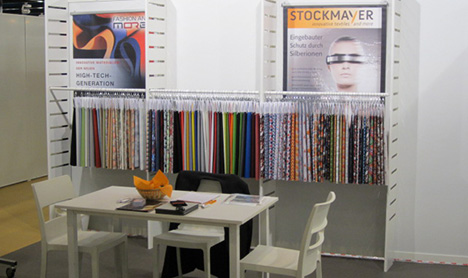 MesseImpressions – Le Cuir à Paris | 12. – 14. February 2013 | STOCKMAYER - innovative textiles and more