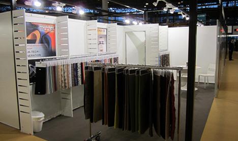 MesseImpresiónes – Le Cuir à Paris | 12. – 14. Febrero 2013 | STOCKMAYER - innovative textiles and more