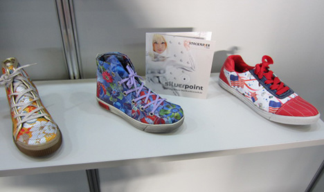 Messeeindrücke – Lineapelle   03. – 05. April 2013   STOCKMAYER - innovative textiles and more