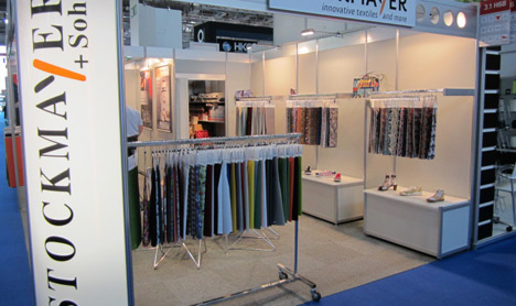 MesseImpresiónes – Techtextil | 13. Junio 2013 | STOCKMAYER - innovative textiles and more