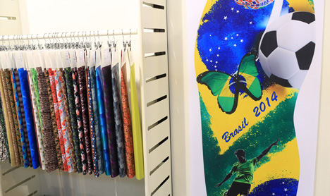 Messeeindrücke – Le Cuir   17. – 19. September 2013   STOCKMAYER - innovative textiles and more