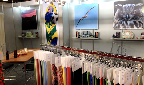 MesseImpressions – Lineapelle | 11. – 13. March 2014 | STOCKMAYER - innovative textiles and more