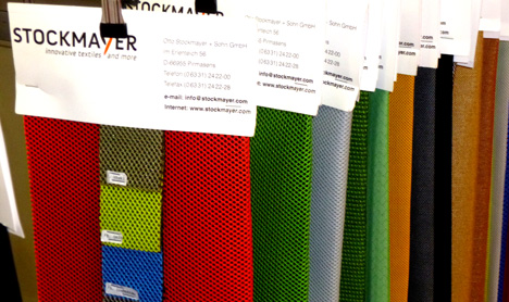 Messeeindrücke – Lineapelle | 11. – 13. März 2014 | STOCKMAYER - innovative textiles and more