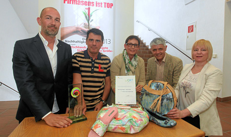 "News | ""Moi Dasch"" Prize Winner among the first Five 
